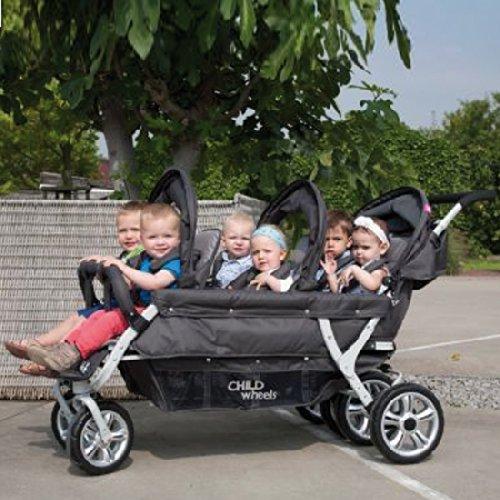 Childwheels 6 Sitzer