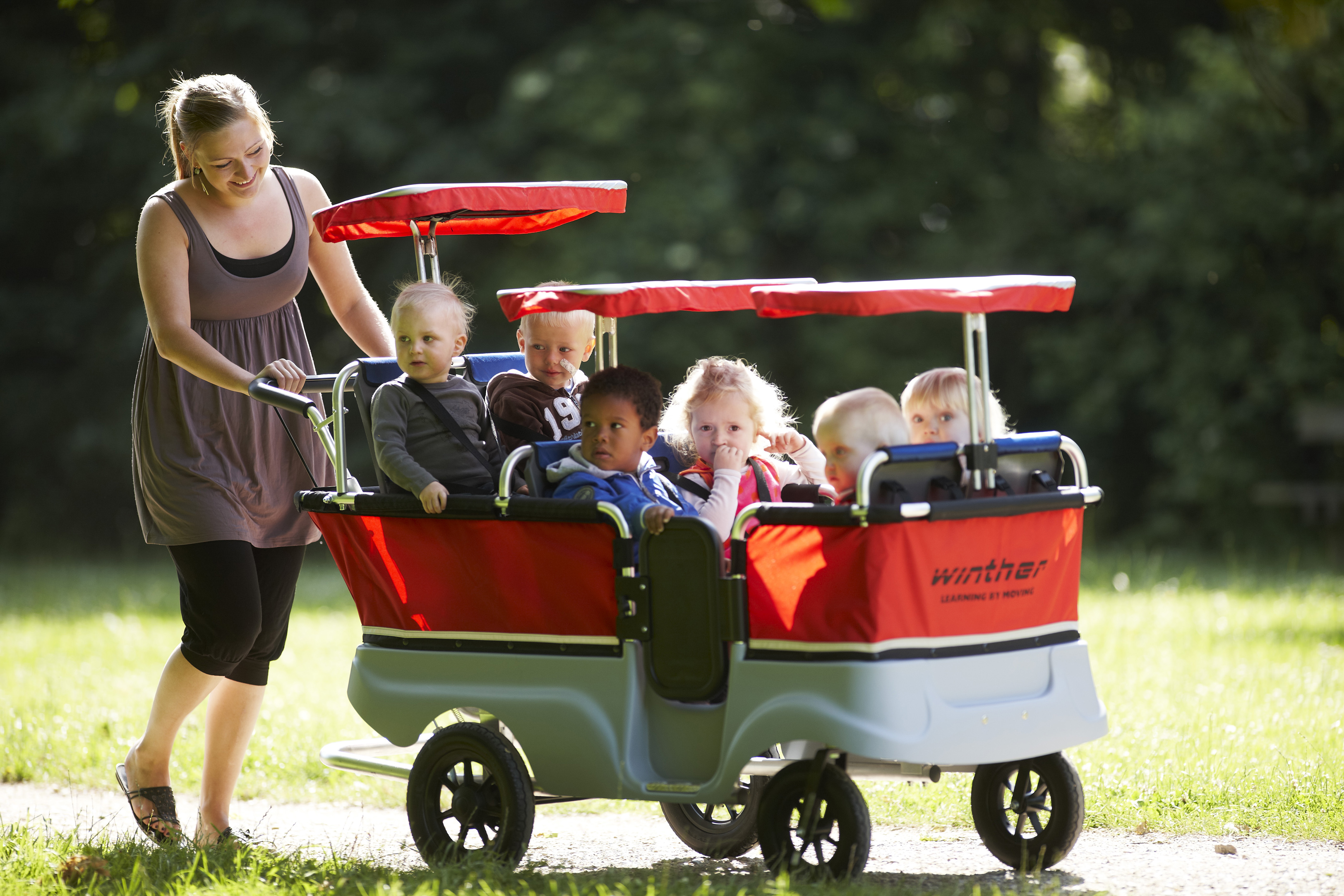 Winther Turtle Kinderbus