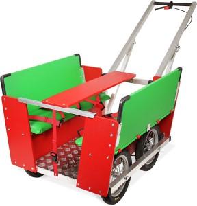 Diedersdorfer Kindertransporter 8-Sitzer