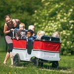 Krippenwagen 6-Sitzer