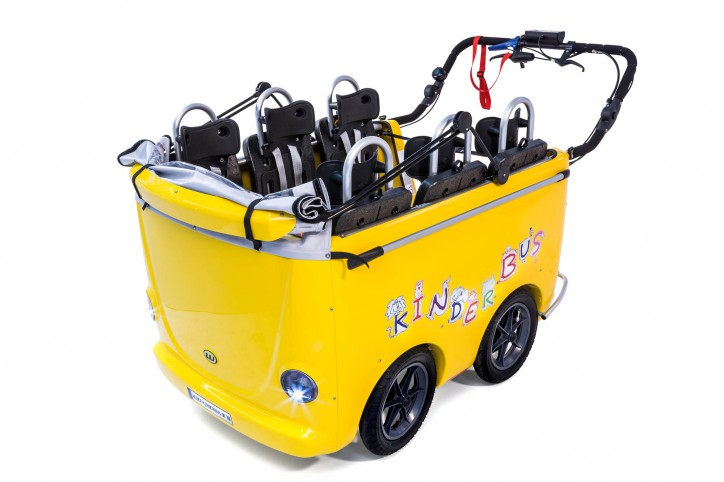 Krippenwagen mit Motor