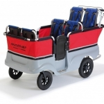 Winther Turtle Kinderbus 6 Sitzer
