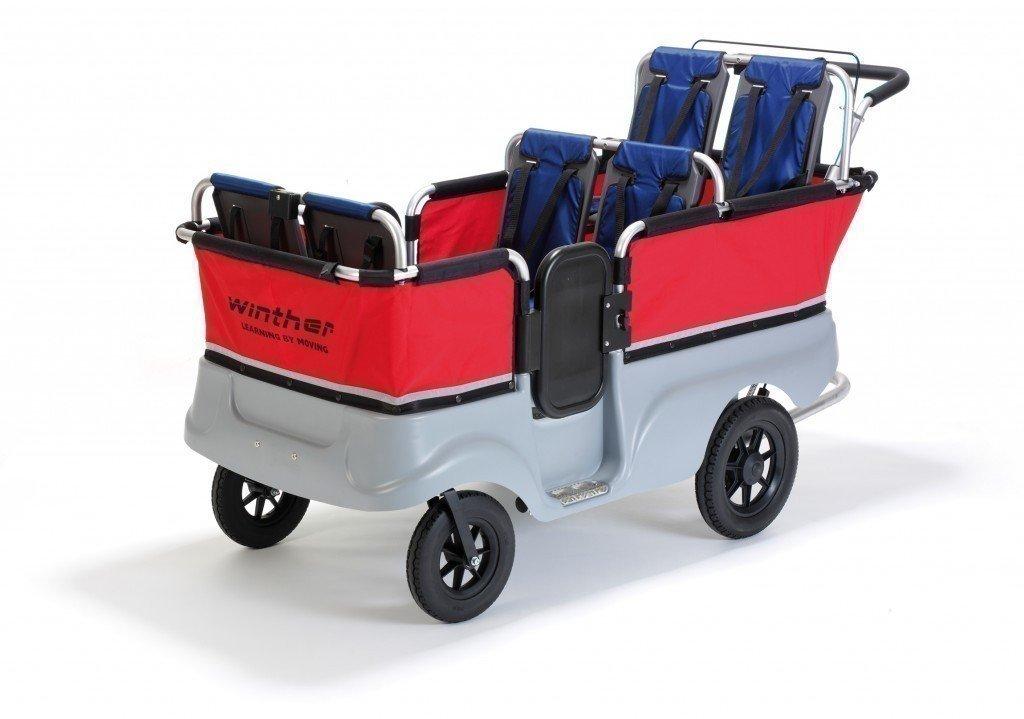 Winther Turtle Kinderbus 6 Sitzer