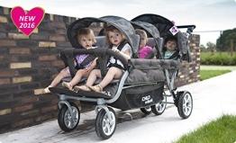 Childwheels Krippenwagen 6-Sitzer