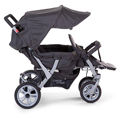 Childwheels Triplet Krippenwagen