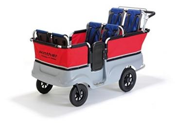 Turtle Kinderbus 6-Sitzer